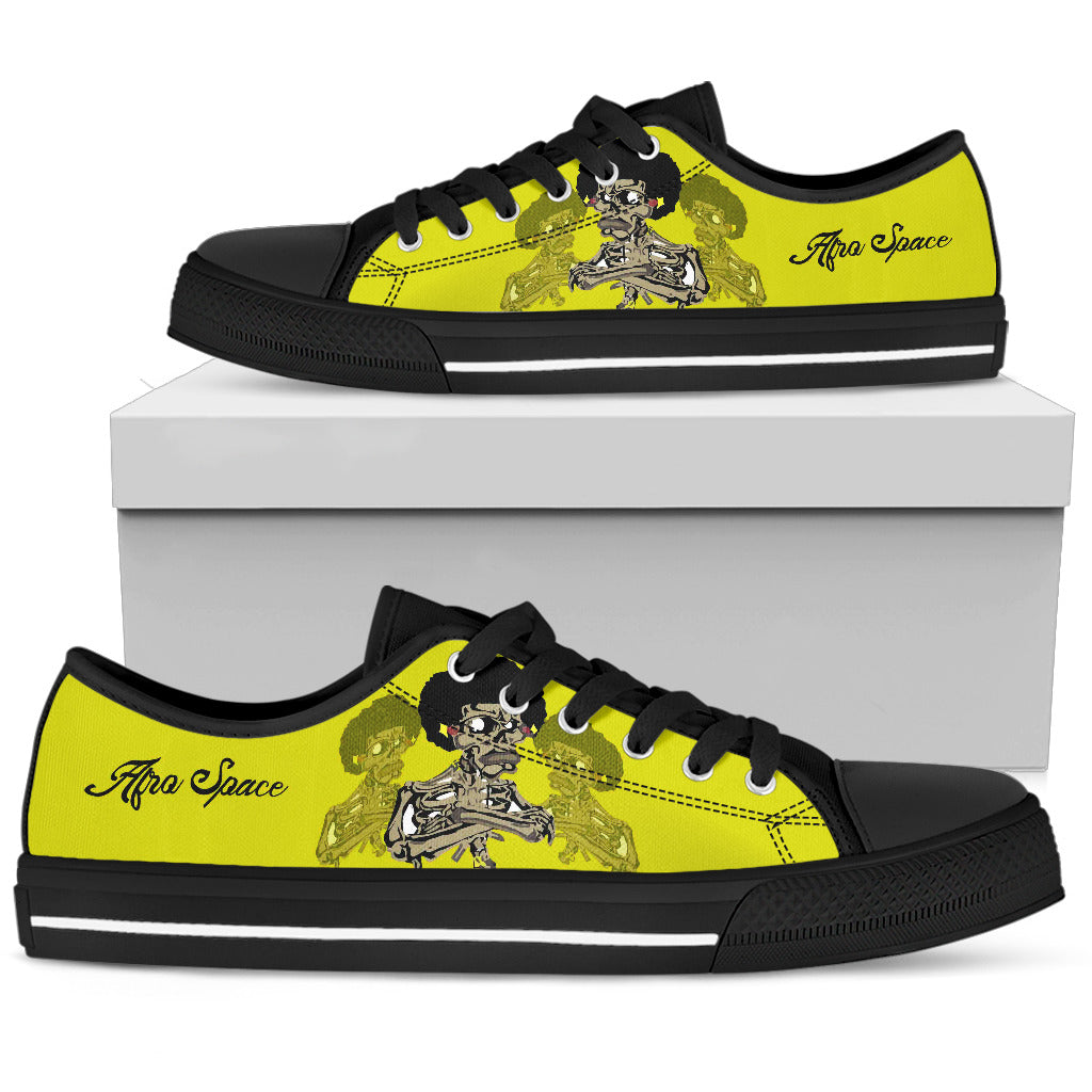Afro Space Yellow Mens Low 3.0 - Afro Space