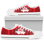 Afro Space Red Men Low Cut 3.0