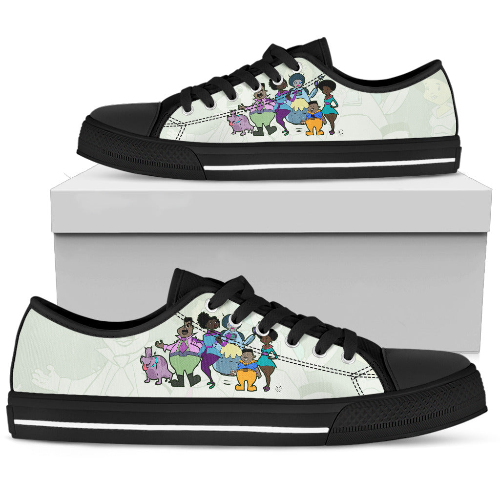 The Turners Womens Low Top 10