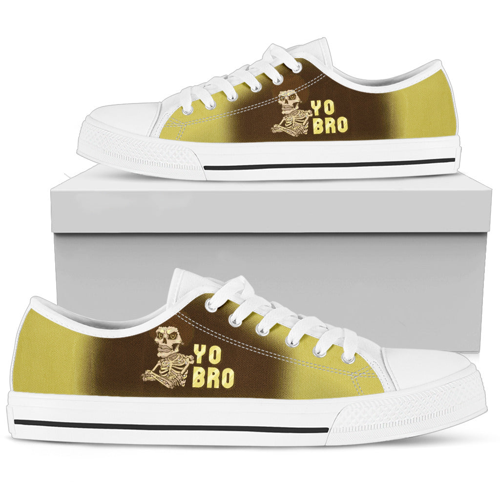 YO Bro Afro Space Mens Low 3.0