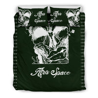 Mean Mug Boys Bedding - Afro Space