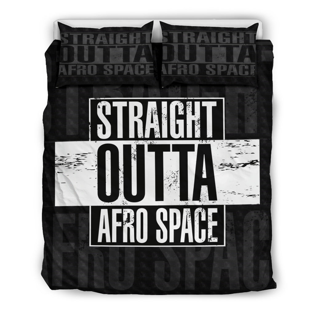 Afro Space Straight Out Of Afro Space Bedding 1.0 - Afro Space
