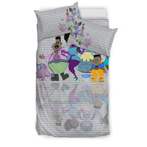 Afro Space The Turner Bedsheet 1.0