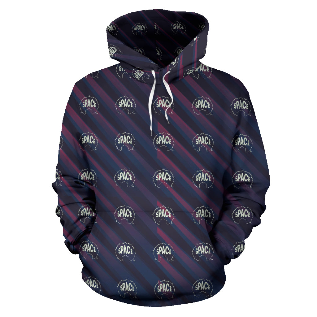 Afro Space Repeat Hoodie - Afro Space