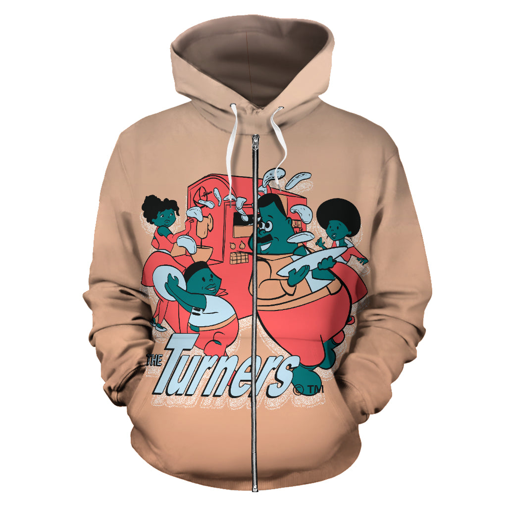 The Turners bk 2 School Hoodie Collection