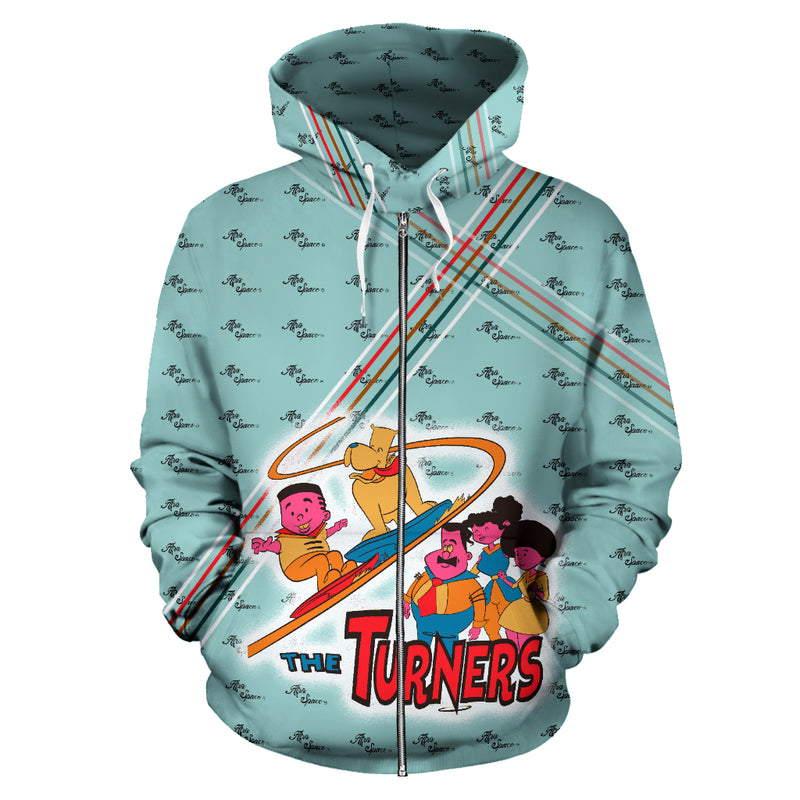 Turners New Edition New Hoodie 5.0 - Afro Space