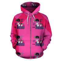 Turners New Edition New Hoodie  8.0 - Afro Space
