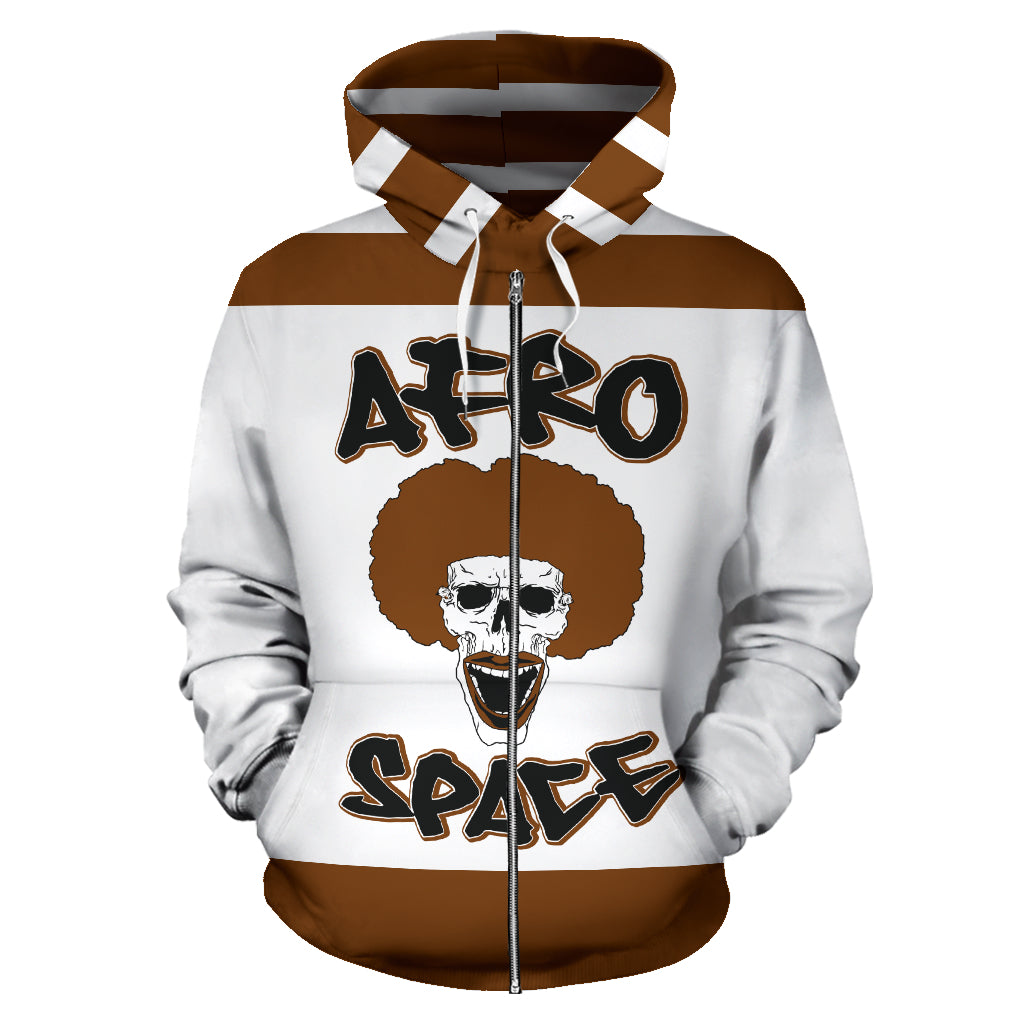 Afro Smile Hoodie - Afro Space