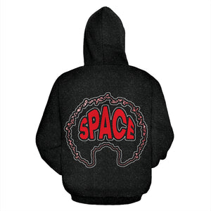 Bro Gold Boot Hoodie - Afro Space