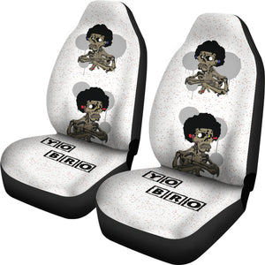 Afro Space YO Bro Car Seats