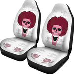 Afro Space Female Car Seat