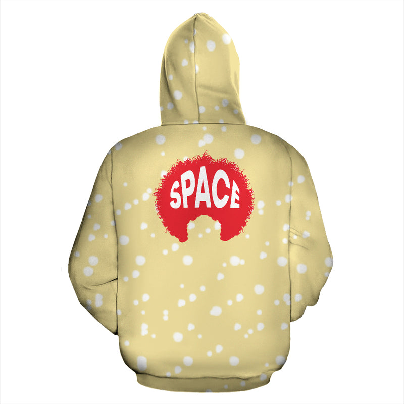 Turners New Edition New Hoodie 4.0 - Afro Space
