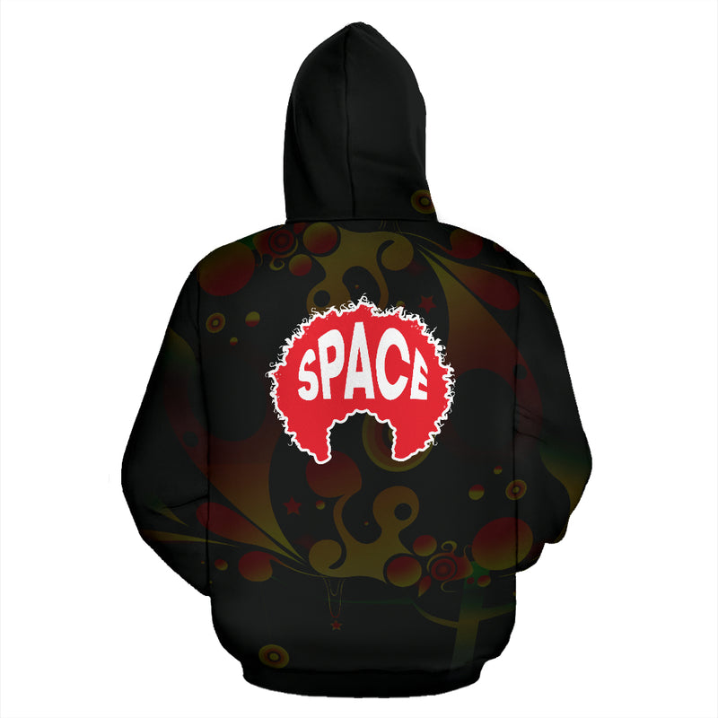 Turners Daddy Hoodie - Afro Space