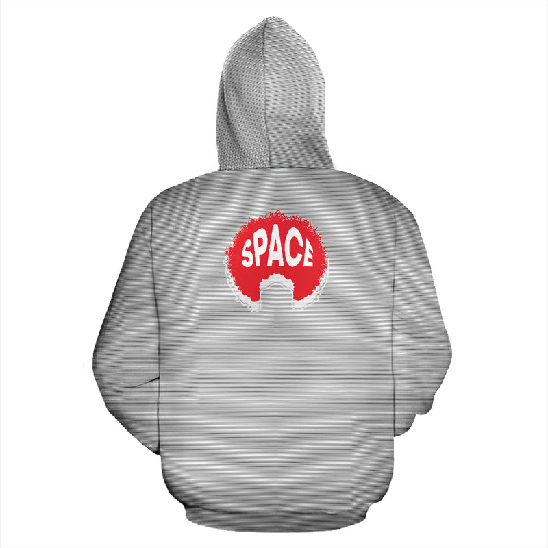 Turners Limited Edition Hoodie 44 - Afro Space