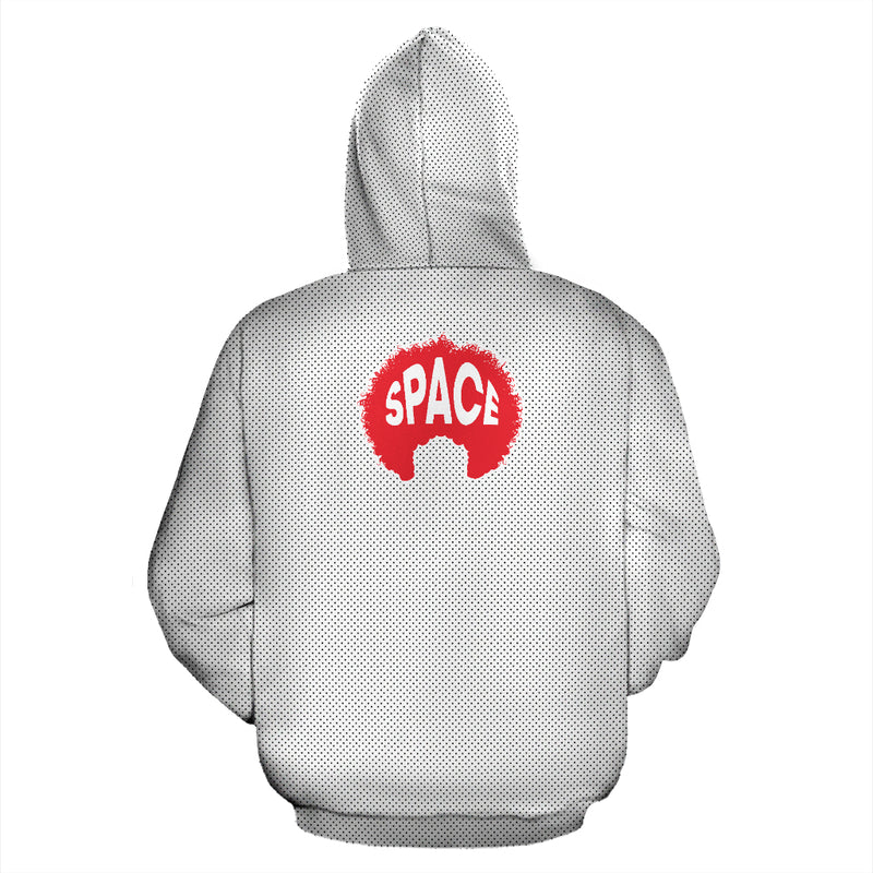 Turners Limited Edition Hoodie 40 - Afro Space
