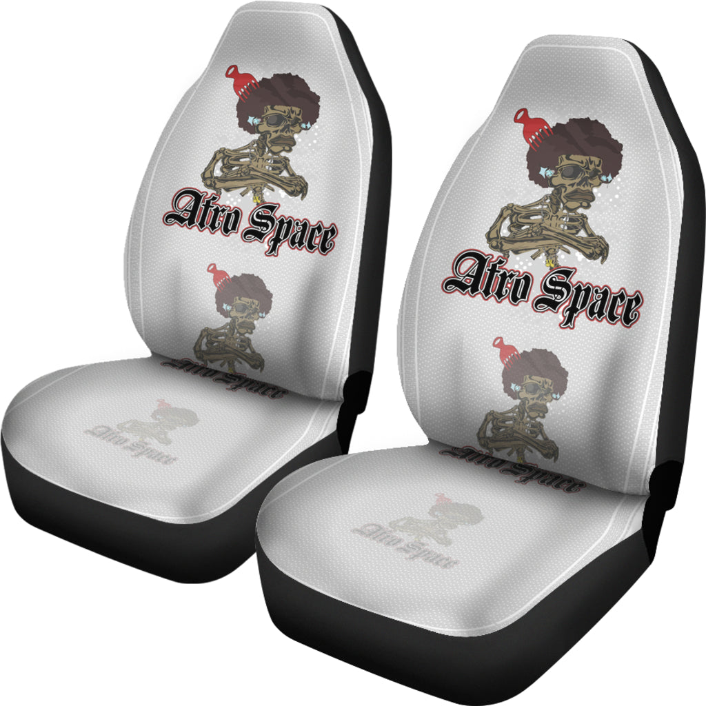 Afro Space Red Pick Car Seats - Afro Space