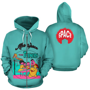 Turners New Edition New Hoodie 2.0 - Afro Space