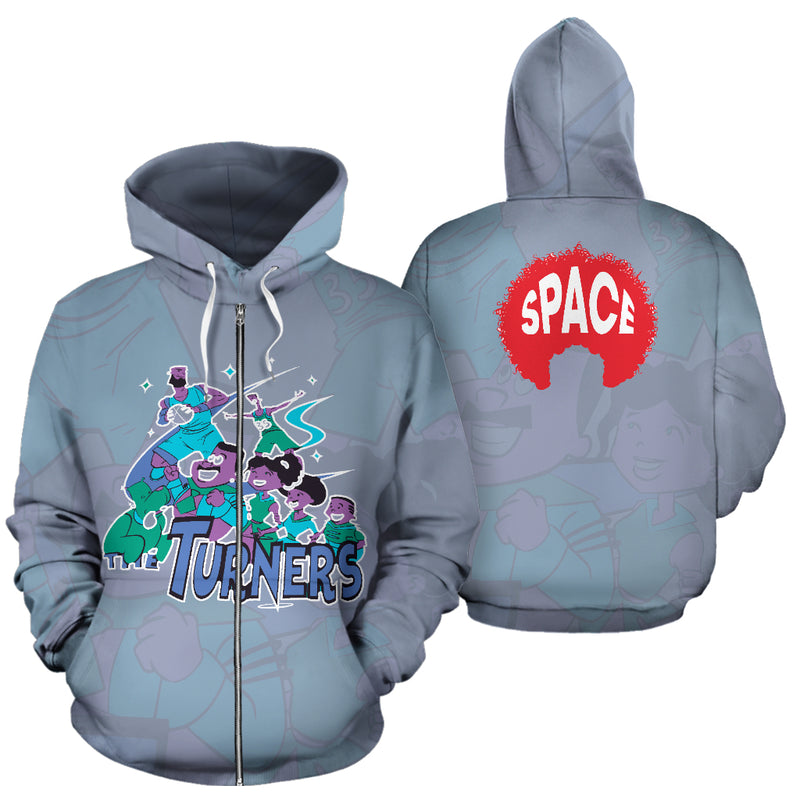 Turners New Edition New Hoodie 3.0 - Afro Space