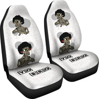 Afro Space YO Bro Car Seats - Afro Space