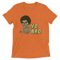 Men's Yo Bro Short sleeve t-shirt - Afro Space