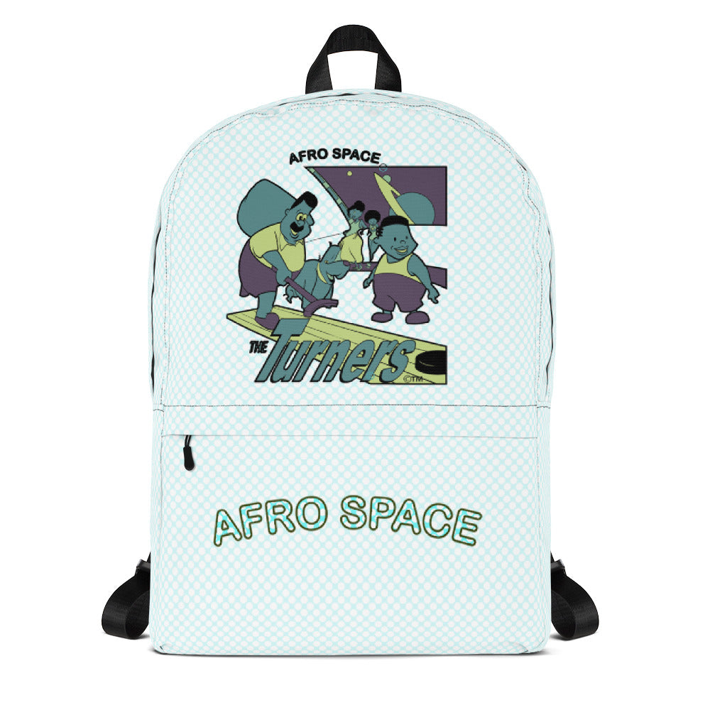 Turners BKPK - Afro Space