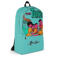 Turners Backpack Limited Edition - Afro Space