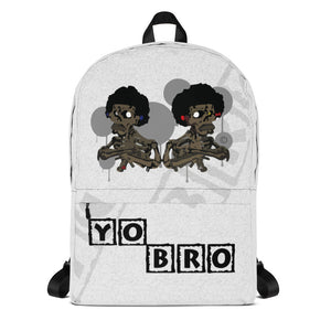 New Yo Bro Backpack - Afro Space