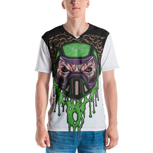 Afro Toxic All Over Men's T-shirt - Afro Space