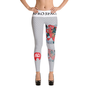 Leggings - Afro Space