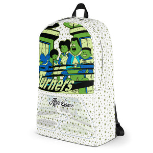 Turner Limited Edition Backpack - Afro Space