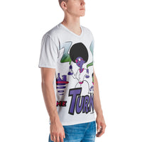 Turners Limited Edition Men's T-shirt - Afro Space