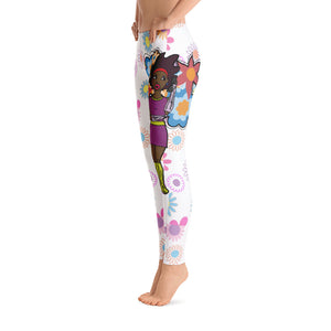 Afro Space Leggings - Afro Space