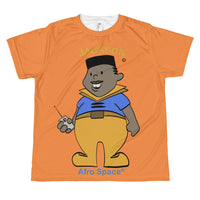 All-Over Youth Turners Jackson Ssublimation T-shirt - Afro Space