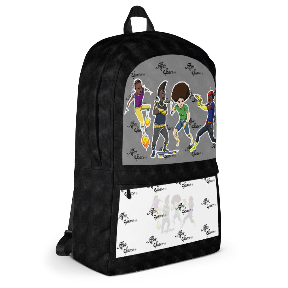 dem Boys double play Backpack