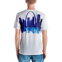 Afro Space St. Louis Special Men's T-shirt - Afro Space