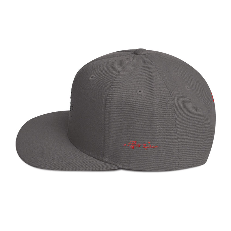 Afro Space Snapback Hat - Afro Space