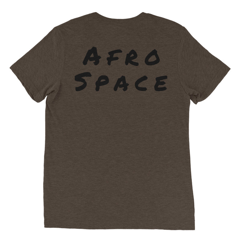 Afro Space Pink Short sleeve t-shirt - Afro Space