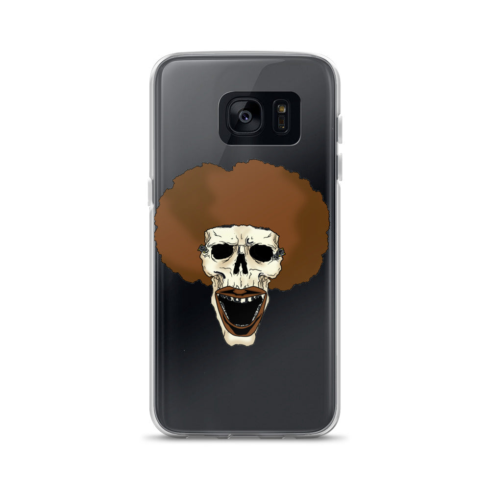 Afro Space Samsung Case