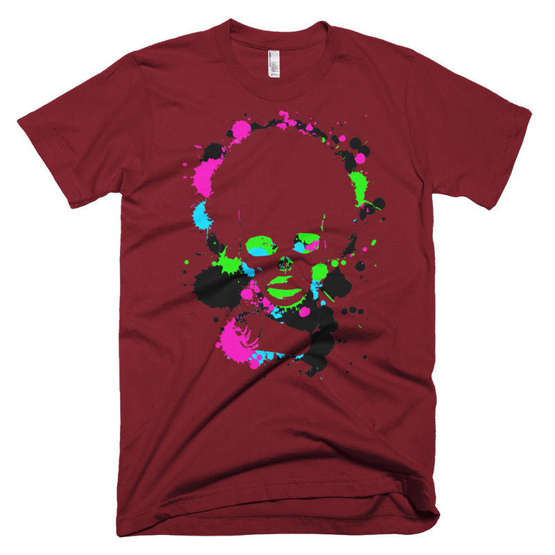 Tye Dye Short-Sleeve T-Shirt - Afro Space