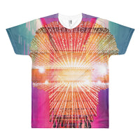 Afro Space I am the Way All Over Short sleeve men's t-shirt - Afro Space