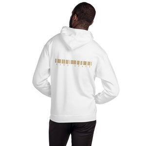 White Cosmos 2019 Fall Collection Hoodie Unisex Hoodie - Afro Space