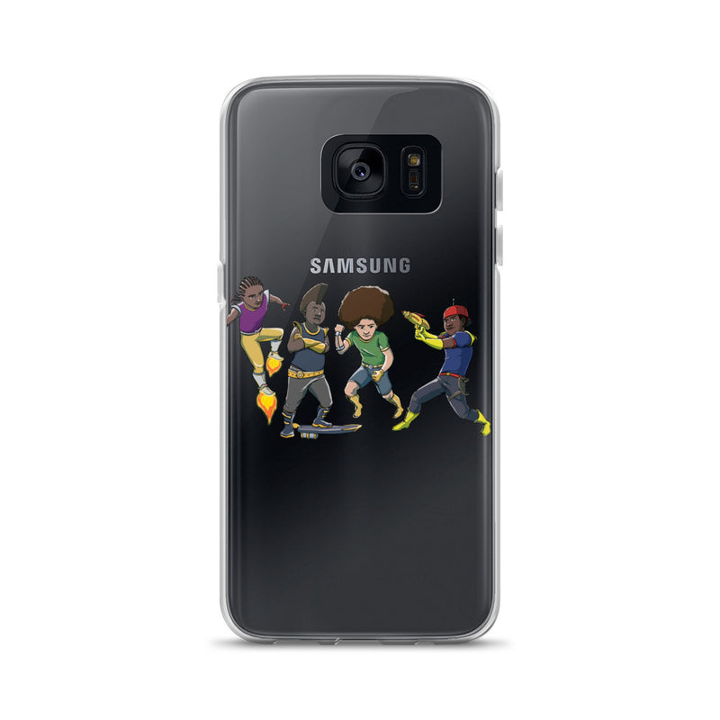 Dem Boy's Samsung Case - Afro Space