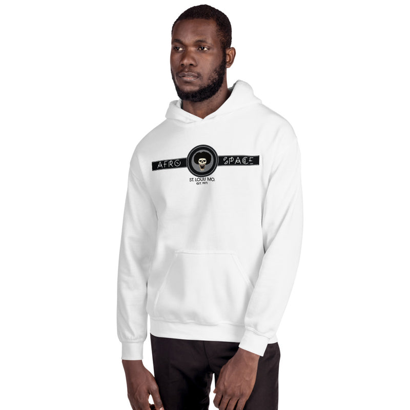 2019 Fall Collection Est. 1971 Hooded Sweatshirt - Afro Space