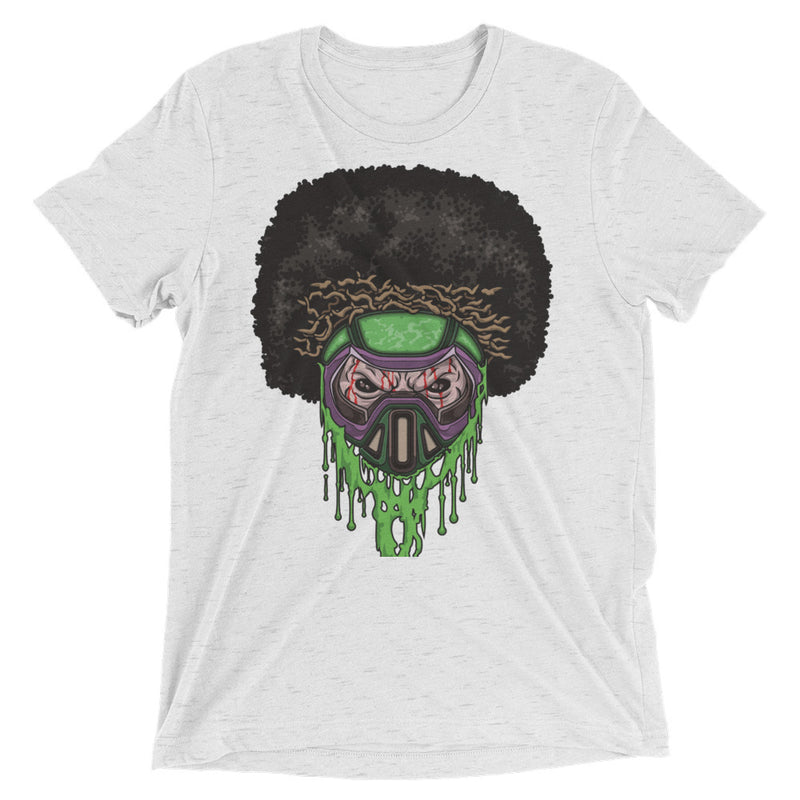 Toxic Skull Bro Short sleeve t-shirt - Afro Space