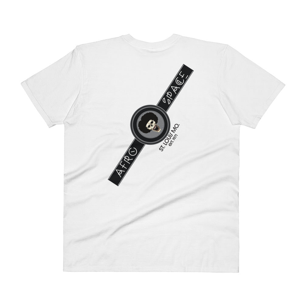 Afro Space 2019 Collection V-Neck T-Shirt - Afro Space