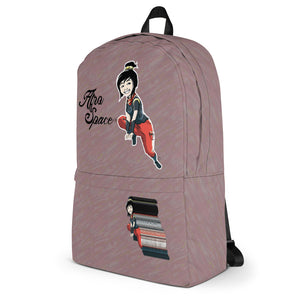 Afro Space in the CUT Backpack - Afro Space