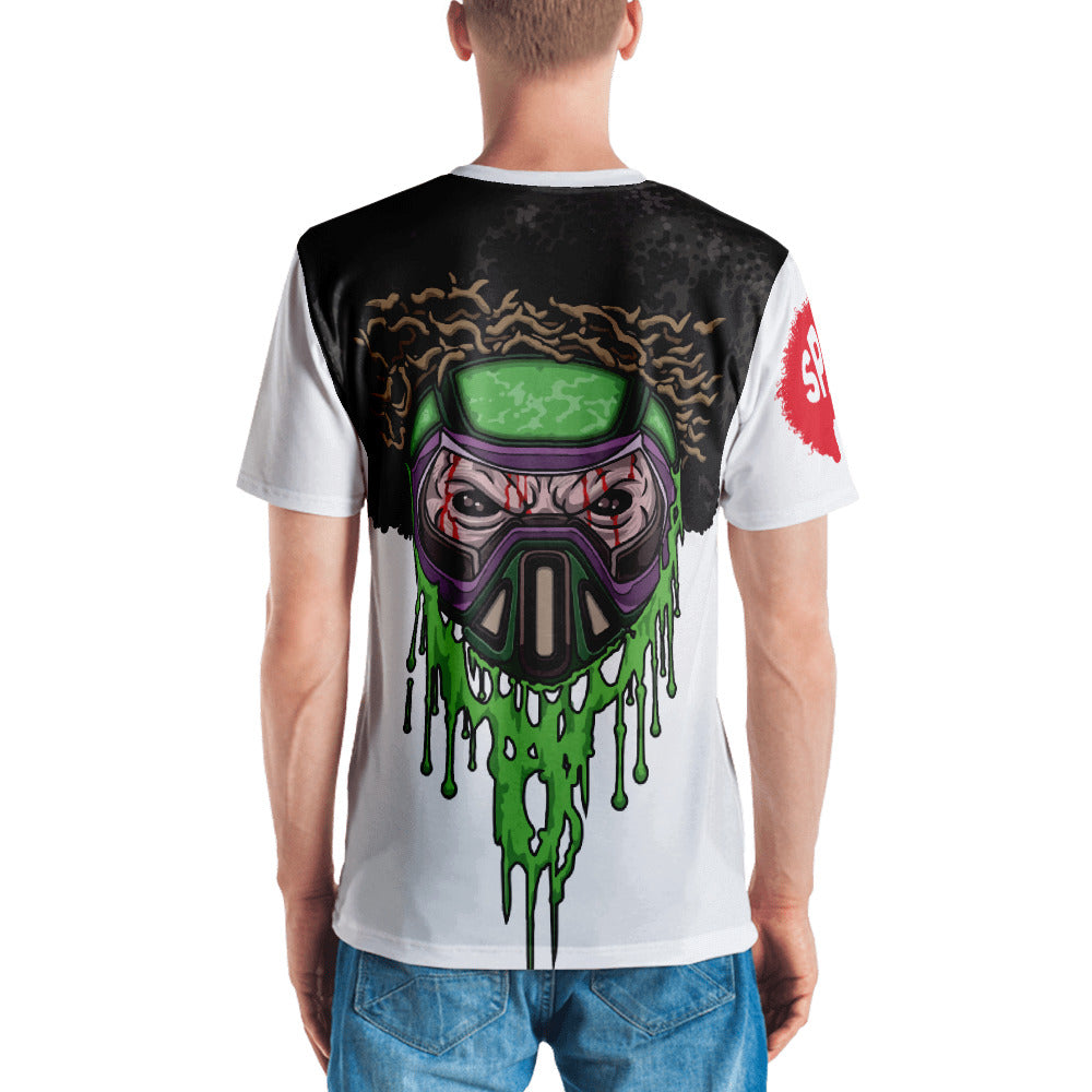 Afro Space  Afro Toxic Men's T-shirt - Afro Space