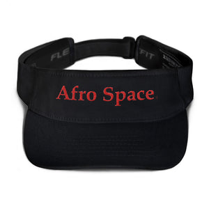 Afro Space Visor - Afro Space