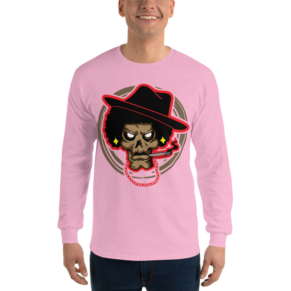 Long Sleeve T-Shirt Mean Mug