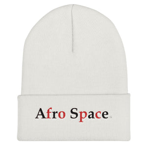 Afro Space Cuffed Beanie - Afro Space
